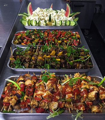Burrell Catering - canapes
